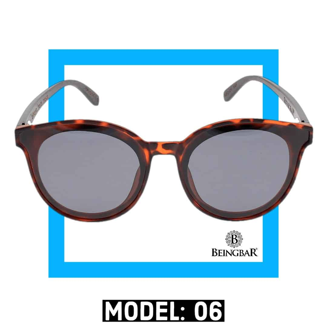 BEINGBAR Sun Eyewear Model 6 Sustainable and Conscious Sunglasses