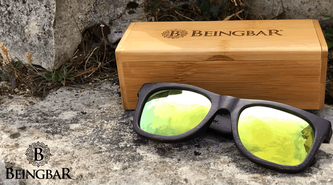 Wood and bamboo, the perfect materials for sunglasses