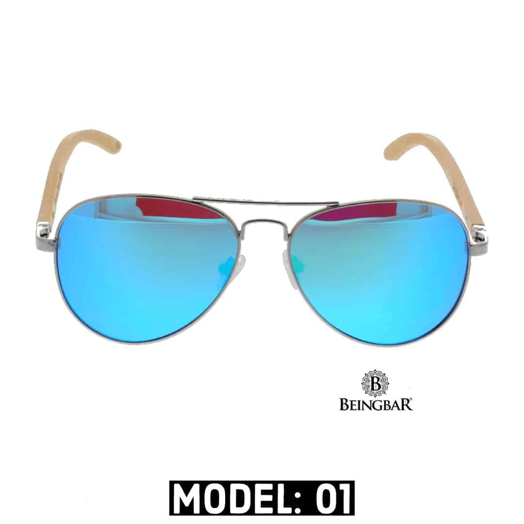 BEINGBAR Sun Eyewear Sunglasses Model 01