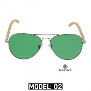 BEINGBAR Sun Eyewear Sunglasses Model 02