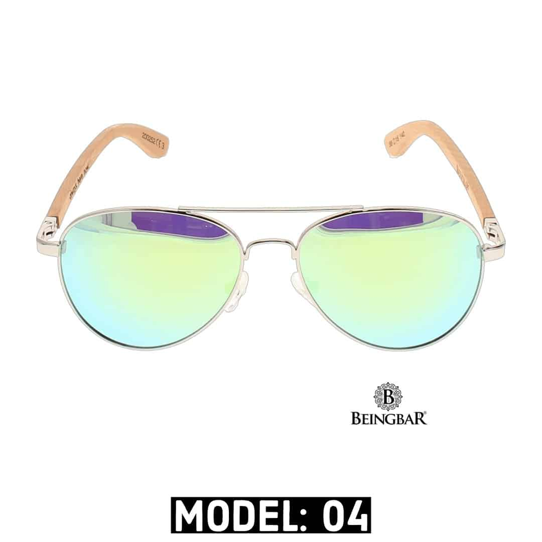 BEINGBAR Sun Eyewear Sunglasses Model 04