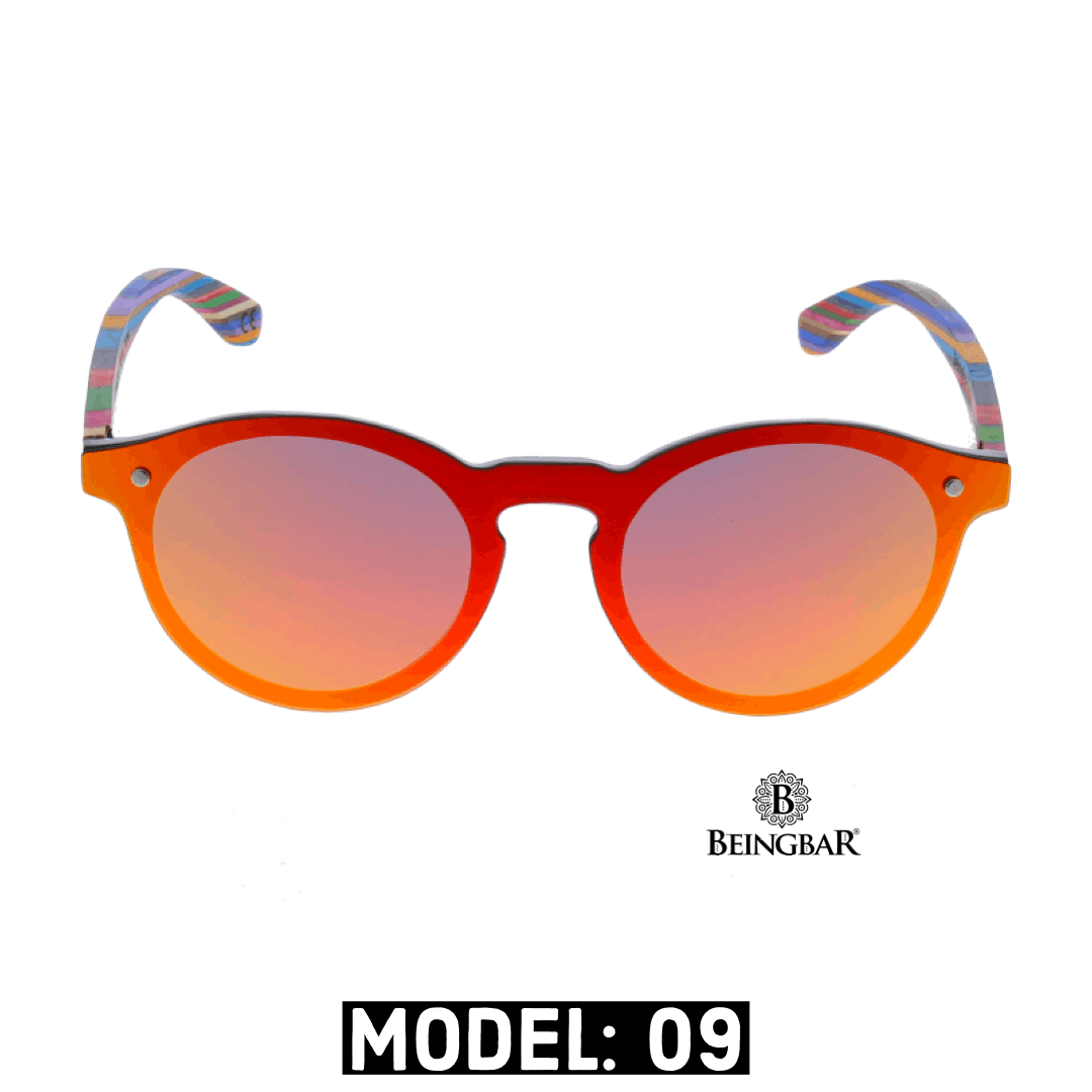 BEINGBAR Sun Eyewear Sunglasses Model 09