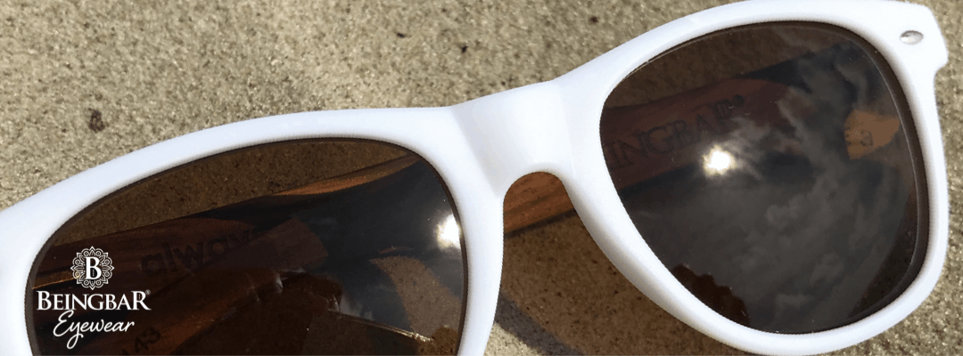 Beach sunglasses have lenses with better salt and sand protection