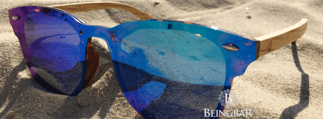 High quality sunglasses are not exclusive to the designer brands. Take BEINGBAR Eyewear