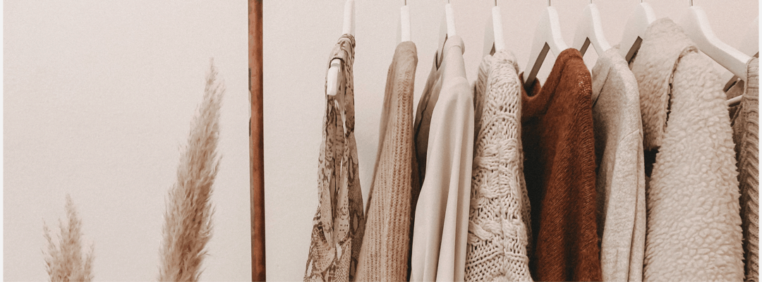 Sustainable wardrobe is hotter than ever