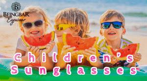 Children's Sunglasses - BEINGBAR Eyewear